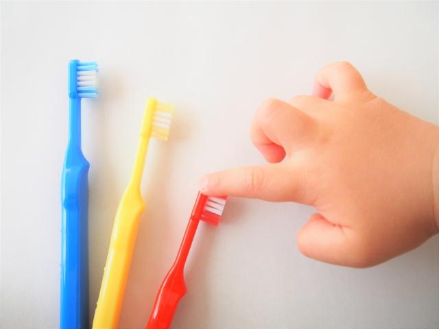 小さい時からのむし歯予防